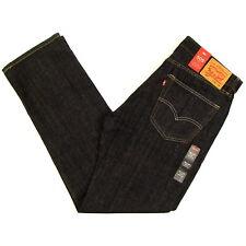 Levis 505 Jeans New Size 36 x 34 VERY DARK BLUE Straight Leg Mens Levi's