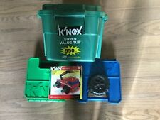 K'NEX Imagine Wheel Action, Speed Machines, Value Tub, Fire, Dragsters 5 set LOT