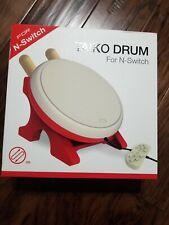 Drum Controller for Taiko : Drum 'n' Fun! Nintendo Switch