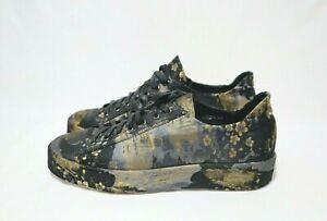 Django & Juliette Size 11 Womens Multicolored Platform Fashion Sneakers RRP $330