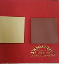 Unglazed Victorian floor tiles Red&Cognac  10cmx10cm  £ 60.00per sqm²