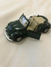 1/36 CLASSIC VW VOLKSWAGEN 1303 CABRIOLET - COLLECTABLE DIECAST MODEL CAR