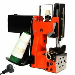 XF-2012 Portable Electric Bag Stitching Closer Seal Sewing Machine Industrial