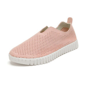 DREAM PAIRS Women Lightweight Slip On Flat Loafer Shoes Classic Round Toe Shoes