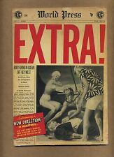 Extra! #1 (Lower-Grade) Not code approved; Craig; Severin; EC; 1955 (c#13878)