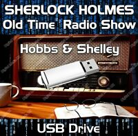SHERLOCK HOLMES - OLD TIME RADIO SHOW DRAMA USB - 53 EPISODES MP3