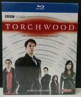 Torchwood - The Complete Second Season (Blu-ray 4-Disc Set) Season 2 Bluray