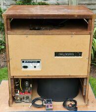 More details for leslie 145 147 amplifier rotating speaker system upgraded guitar hammond organ