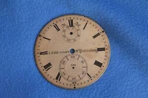 Vintage A.Ericsson S.Petersburg Marine Chronometer Dial 210
