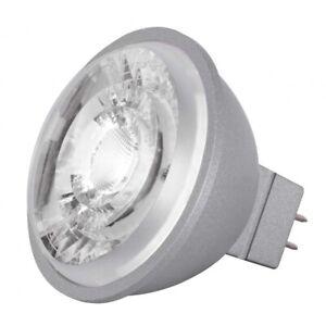 Satco 8w LED MR16 Expanded Line 5000K 15 Degrees Beam GU5.3 Base 12v - 75w-equiv