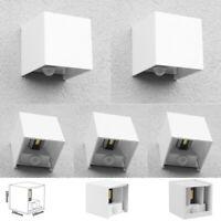 5 X LED Extérieure Applique Lumière avec Détecteur de Mouvement Capteur IP65