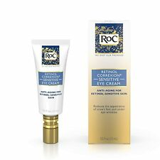 ROC Correxion Anti-Aging Eye Cream for Retinol SENSITIVE Skin .5 oz / 15 mL (UK)
