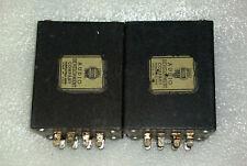 Pair of ADC Audio Development Company 210E / 210EX Audio Transformers