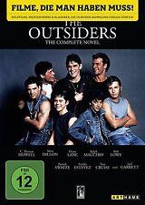 THE OUTSIDERS (Patrick Swayze, Tom Cruise, Matt Dillon) NEU+OVP