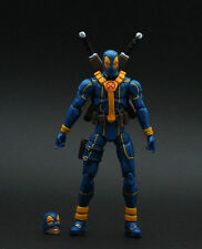 New X MEN  Marvel  Blue Deadpool 3.75'' Action Figure Loose Toy