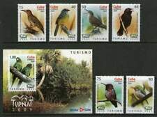 RO) 2009, BIRDS - COLAPTES - TORREORNIS - FERMINIA - ARATINGA - MELLISUGA - TODU