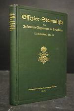 Infanterie-Regiment von Courbière – Görlitz  1913
