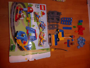 lego train duplo avec extention