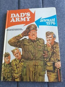 Dad's Army Annual 1976 ,unclipped