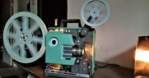 Bell & Howell 1585C 16MM Sound Movie Projector, Zoom Lens, (Serviced) New Belt!