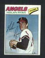 1977 Topps #650 Nolan Ryan EXMT+ Angels 121120