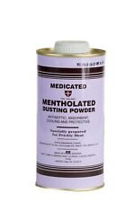 Original Medicated Mentholated Dusting powder by Cussons Original