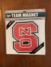 "North Carolina Sooners12"" Vinyl Magnet Car Fridge Boat Van Cabinet"