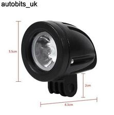 10 PCS 10W Bright LED Car Bike Motorcycle Work Driving Fog Lights Spot Beam Lamp