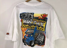 Vintage Retro Brodix Cylinder Heads Block Drag Racing Hot Rod T Shirt 2XL
