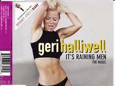 GERI HALLIWELL It's Raining Men: The Mixes CD single - Spice Girls