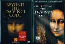 DA VINCI CODE: Beyond and Challenging the - NEW 2 DVD