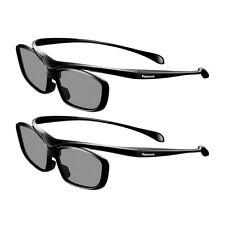 2 Stück original Panasonic 3D Brillen TY-EB3D10 neu + original verpackt