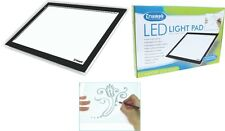 Triumph LED Light Pad A2 - Graphic Design Pattern Tracing Table Lamp Craft Hobby