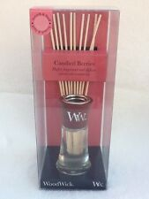 WoodWick Reed Diffuser - 2 oz (59.147ml)  Candied Berries