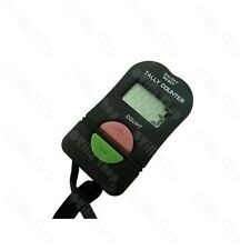 3 x Electronic LCD 4 digit Hand Tally Counter Digital Counter with + & - button