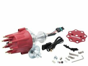 For 1974 Plymouth PB100 Van Ignition Distributor Edelbrock 91824RN