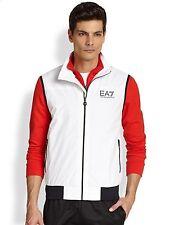 NWT Emporio Armani Nylon Vest White Mens Size XL  $195 Authentic