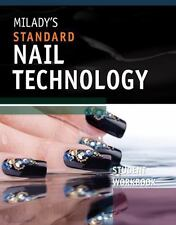 Workbook for Milady's Standard Nail Technology, Milady, Good Book
