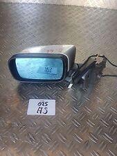 BMW E46 3er Außenspiegel Vorne Links elektrisch 0117352 / Farbcode: 354/7 Silbe