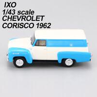 1/43 IXO CHEVROLET CORISCO 1962 Blue Die Cast Car Model Rare Collection