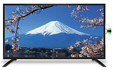 "BRAND NEW AKAI 24"" INCH FULL HD LED TV WITH BUILTIN DVD PLAYER/PVR 2 YR WARRANTY"