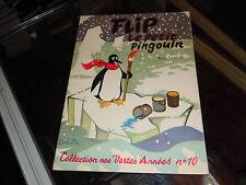 Flip, Le petit pingouin, Jean-Claude