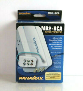 New Panamax MD2-RCA Direct Plug-In Surge Protector BQ8