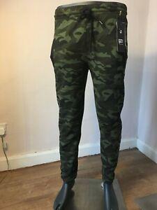 Camouflage Fleece Trouser