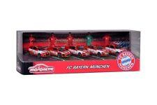 Majorette 212053173 - Set FC Bayern München - 5 Fahrzeuge - Neu