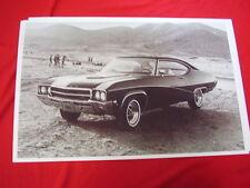 1969  BUICK  SKYLARK  GS    BIG 11 X 17  PHOTO  PICTURE