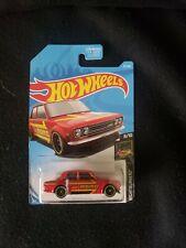 '71 Datsun 510 #97 * RED * 2019 Hot Wheels