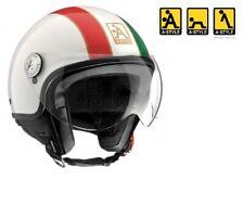 OFFERTA CASCO MOTO SCOOTER  VESPA JET A-STYLE (HELMO) ITALY TAGLIA M 57 CM