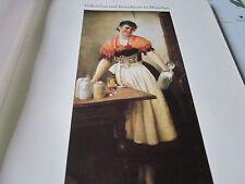 München Archiv 3 Brauchtum 3057 Die schöne Kellnerin Coletta