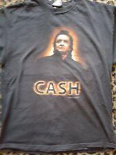 Johnny Cash shirt used L